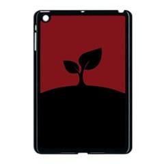 Plant Last Plant Red Nature Last Apple Ipad Mini Case (black) by Nexatart