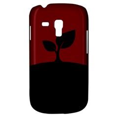 Plant Last Plant Red Nature Last Galaxy S3 Mini by Nexatart
