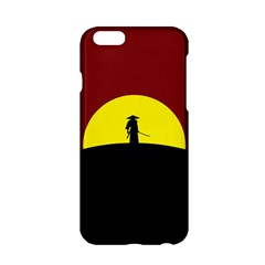 Samurai Warrior Japanese Sword Apple Iphone 6/6s Hardshell Case by Nexatart