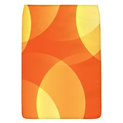 Abstract Orange Yellow Red Color Flap Covers (s)  by Nexatart