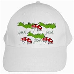 Mushroom Luck Fly Agaric Lucky Guy White Cap by Nexatart