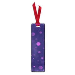 Decorative Dots Pattern Small Book Marks by ValentinaDesign