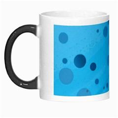 Decorative Dots Pattern Morph Mugs by ValentinaDesign