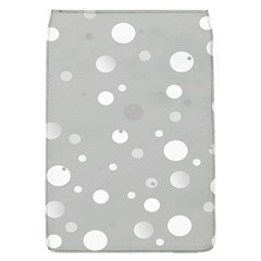 Decorative Dots Pattern Flap Covers (l)  by ValentinaDesign