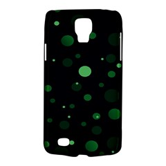 Decorative Dots Pattern Galaxy S4 Active by ValentinaDesign