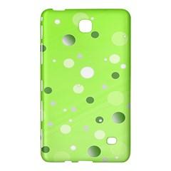 Decorative Dots Pattern Samsung Galaxy Tab 4 (8 ) Hardshell Case  by ValentinaDesign