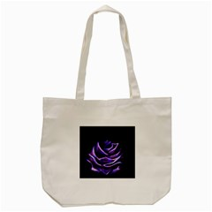 Rose Flower Design Nature Blossom Tote Bag (cream) by Nexatart