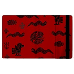 Aztecs Pattern Apple Ipad 3/4 Flip Case by ValentinaDesign