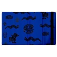 Aztecs Pattern Apple Ipad 2 Flip Case by ValentinaDesign