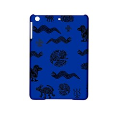 Aztecs Pattern Ipad Mini 2 Hardshell Cases by ValentinaDesign