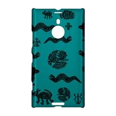 Aztecs Pattern Nokia Lumia 1520 by ValentinaDesign