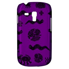 Aztecs Pattern Galaxy S3 Mini by ValentinaDesign