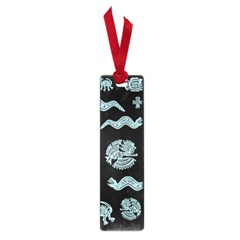 Aztecs Pattern Small Book Marks by ValentinaDesign