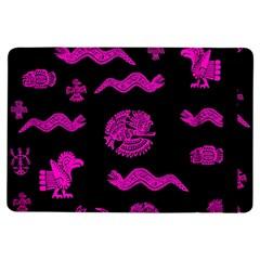 Aztecs pattern iPad Air Flip