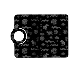 Aztecs Pattern Kindle Fire Hd (2013) Flip 360 Case by ValentinaDesign