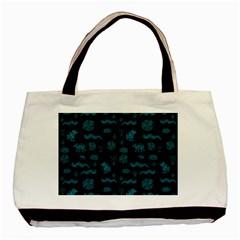 Aztecs Pattern Basic Tote Bag by ValentinaDesign