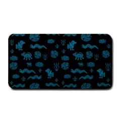 Aztecs Pattern Medium Bar Mats by ValentinaDesign