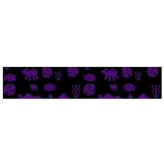 Aztecs Pattern Flano Scarf (small) by ValentinaDesign