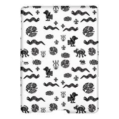 Aztecs Pattern Samsung Galaxy Tab S (10 5 ) Hardshell Case  by ValentinaDesign
