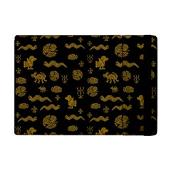 Aztecs Pattern Apple Ipad Mini Flip Case by ValentinaDesign