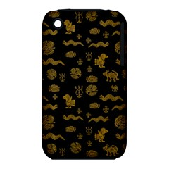 Aztecs Pattern Iphone 3s/3gs by ValentinaDesign