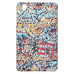 Colorful Paint      Samsung Galaxy Tab Pro 10 1 Hardshell Case by LalyLauraFLM