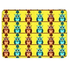 Owls Pattern      Htc One M7 Hardshell Case by LalyLauraFLM