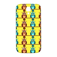 Owls pattern      Samsung Note 2 N7100 Hardshell Back Case by LalyLauraFLM