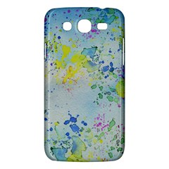 Watercolors Splashes        Samsung Galaxy Duos I8262 Hardshell Case by LalyLauraFLM