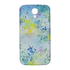 Watercolors splashes        Samsung Note 2 N7100 Hardshell Back Case by LalyLauraFLM