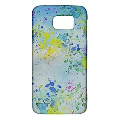 Watercolors Splashes        Htc One M9 Hardshell Case by LalyLauraFLM