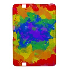 Colorful Paint Texture     Samsung Galaxy Premier I9260 Hardshell Case by LalyLauraFLM