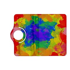Colorful Paint Texture     Samsung Galaxy Note 3 Soft Edge Hardshell Case by LalyLauraFLM