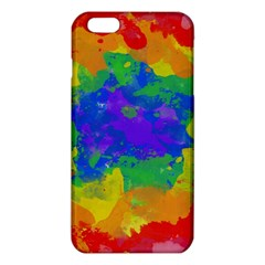 Colorful Paint Texture     Iphone 6/6s Tpu Case by LalyLauraFLM