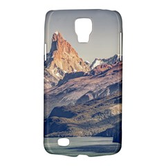Fitz Roy And Poincenot Mountains Lake View   Patagonia Galaxy S4 Active by dflcprints