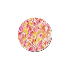 Pretty Painted Pattern Pastel Golf Ball Marker (10 Pack) by Nexatart