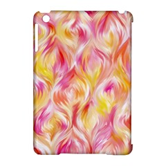 Pretty Painted Pattern Pastel Apple Ipad Mini Hardshell Case (compatible With Smart Cover) by Nexatart