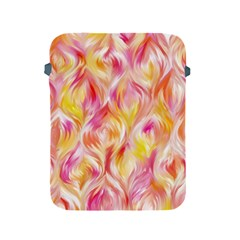 Pretty Painted Pattern Pastel Apple Ipad 2/3/4 Protective Soft Cases by Nexatart