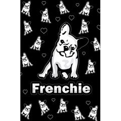 Frenchie 5 5  X 8 5  Notebooks by Valentinaart