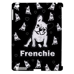 Frenchie Apple Ipad 3/4 Hardshell Case (compatible With Smart Cover) by Valentinaart