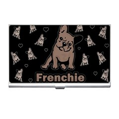 French Bulldog Business Card Holders by Valentinaart