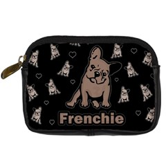 French Bulldog Digital Camera Cases by Valentinaart