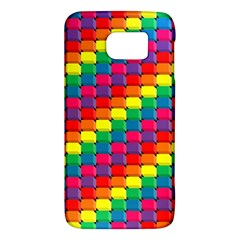 Colorful 3d Rectangles     Htc One M9 Hardshell Case by LalyLauraFLM