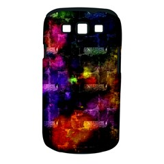 Colorful bricks      Samsung Galaxy S II i9100 Hardshell Case (PC+Silicone) by LalyLauraFLM