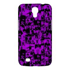 Elvis Presley Pattern Samsung Galaxy Mega 6 3  I9200 Hardshell Case by Valentinaart