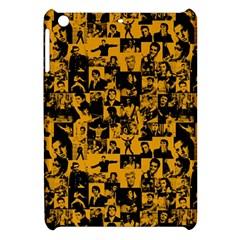 Elvis Presley Pattern Apple Ipad Mini Hardshell Case by Valentinaart