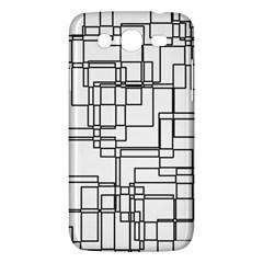 Structure Pattern Network Samsung Galaxy Mega 5 8 I9152 Hardshell Case  by Nexatart