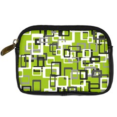 Pattern Abstract Form Four Corner Digital Camera Cases by Nexatart