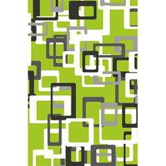 Pattern Abstract Form Four Corner 5 5  X 8 5  Notebooks by Nexatart