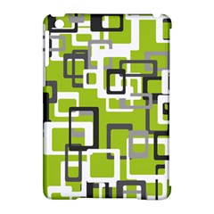Pattern Abstract Form Four Corner Apple Ipad Mini Hardshell Case (compatible With Smart Cover) by Nexatart